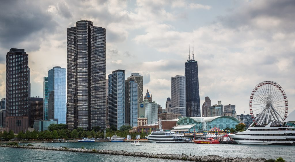 Finding the Best Portrait or Headshot Photographer Near You | Chicago Navy Pier